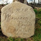 Taylor_carved_headstone
